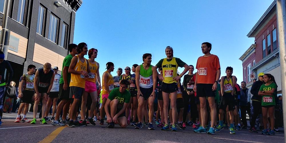 Turkey Trot 2017 Runners