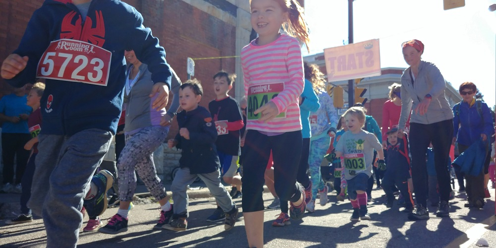 Turkey Trot 2017 -  Obstacle Course 2