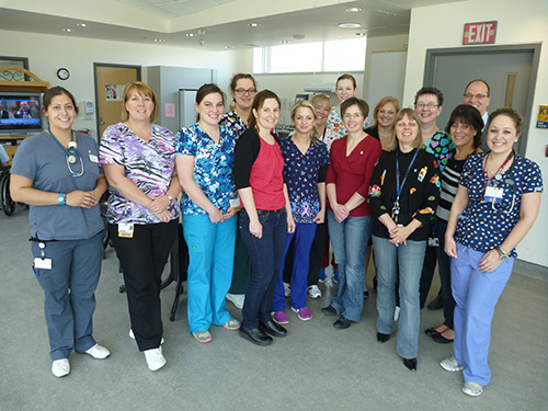 Inpatient Rehab Team