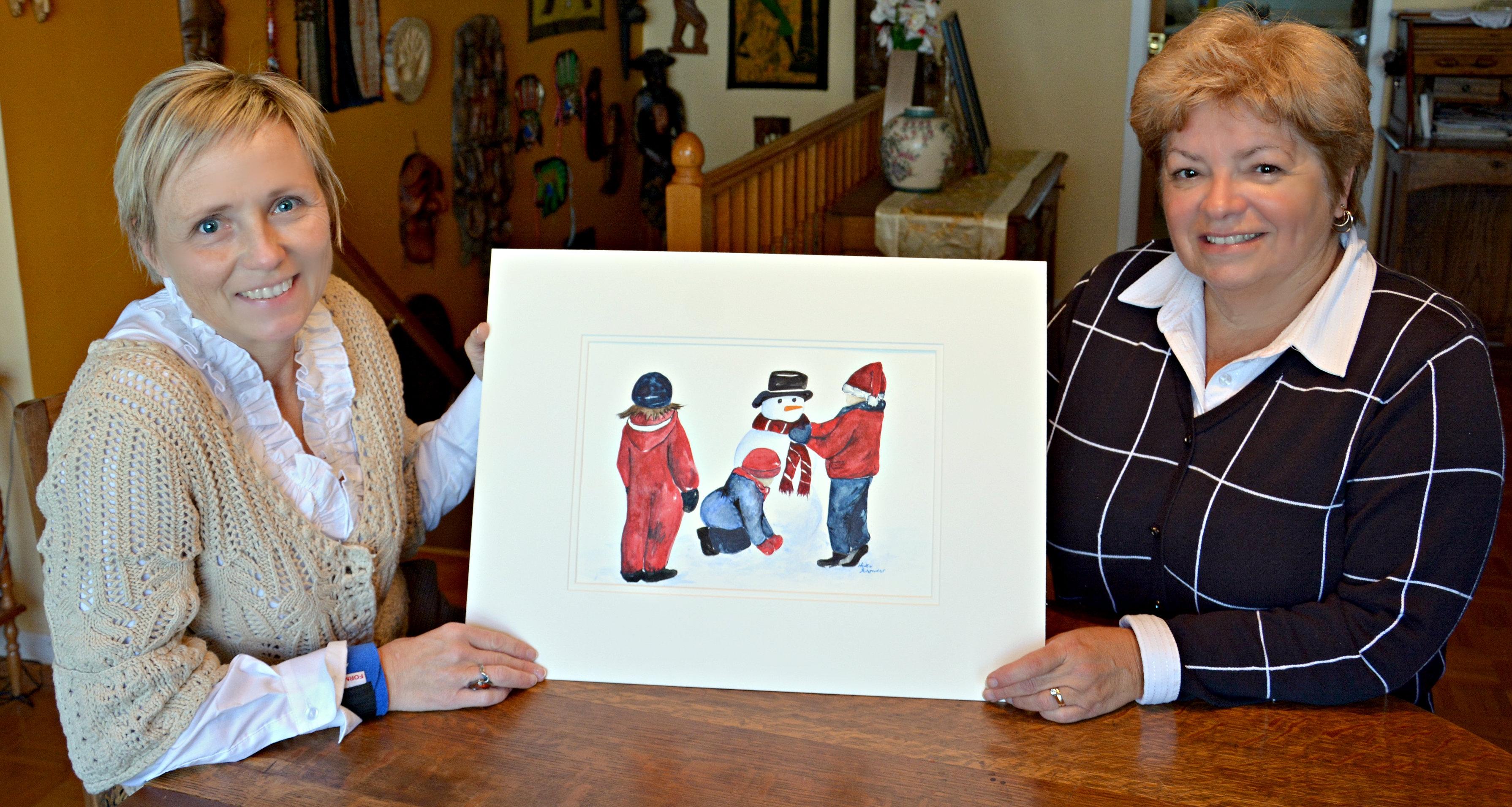 2013 Artist Helen Schruder