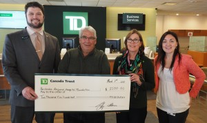 Read more about the article TD Bank and Valentine's Dance Helping Equip Excellence