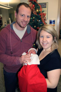 Read more about the article PRH welcomes its 2016 Christmas Baby
