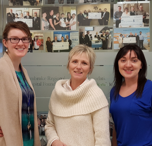 Read more about the article Pembroke Regional Hospital Foundation welcomes new member