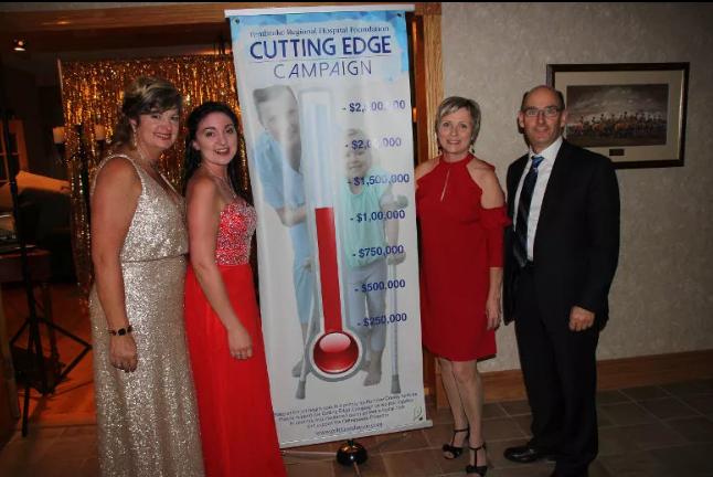 Read more about the article Black and White Gala reaches $150,000 goal for PRH