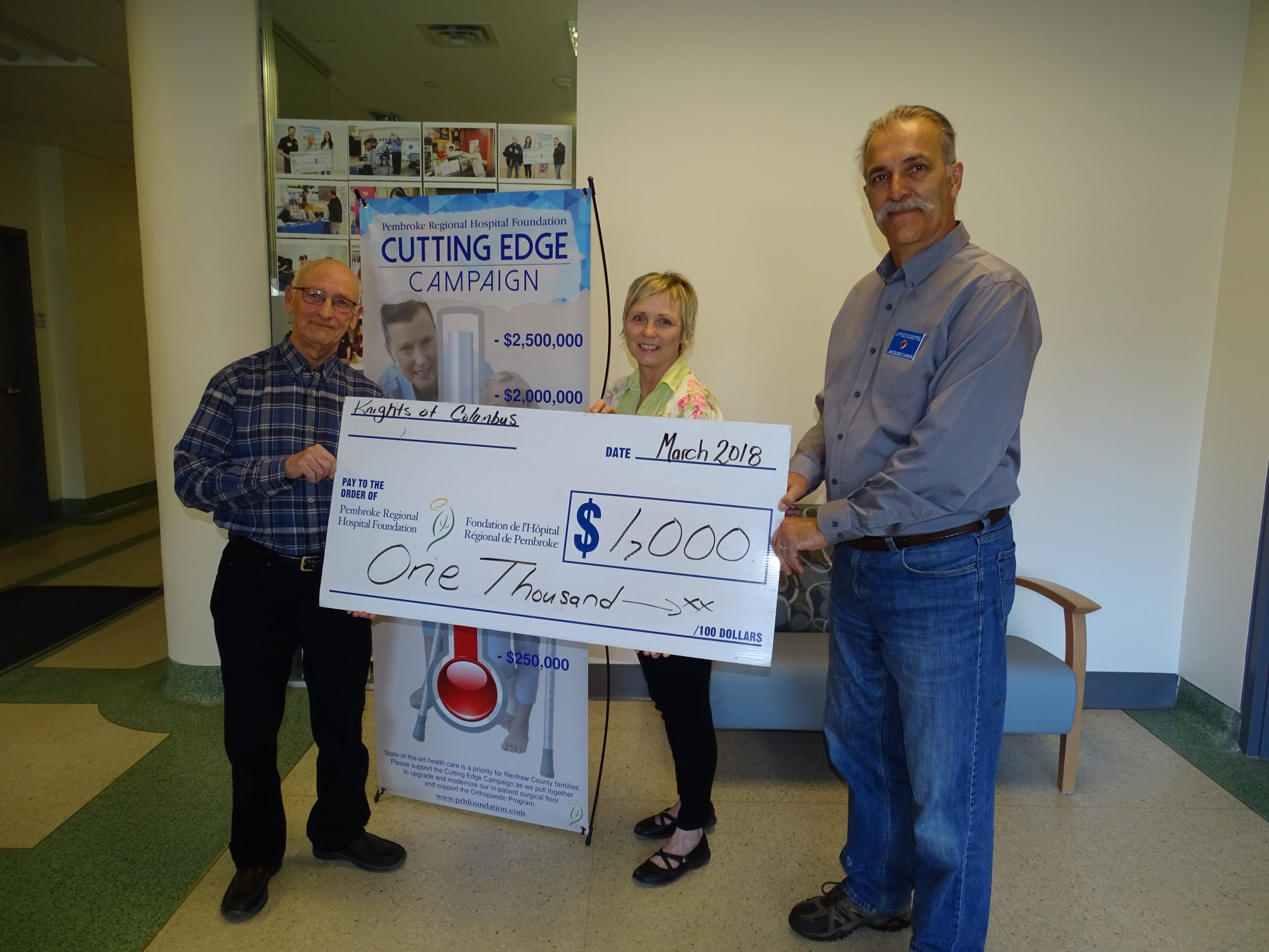 You are currently viewing Knights of Columbus Petawawa Boost Radiothon Total to $44,239