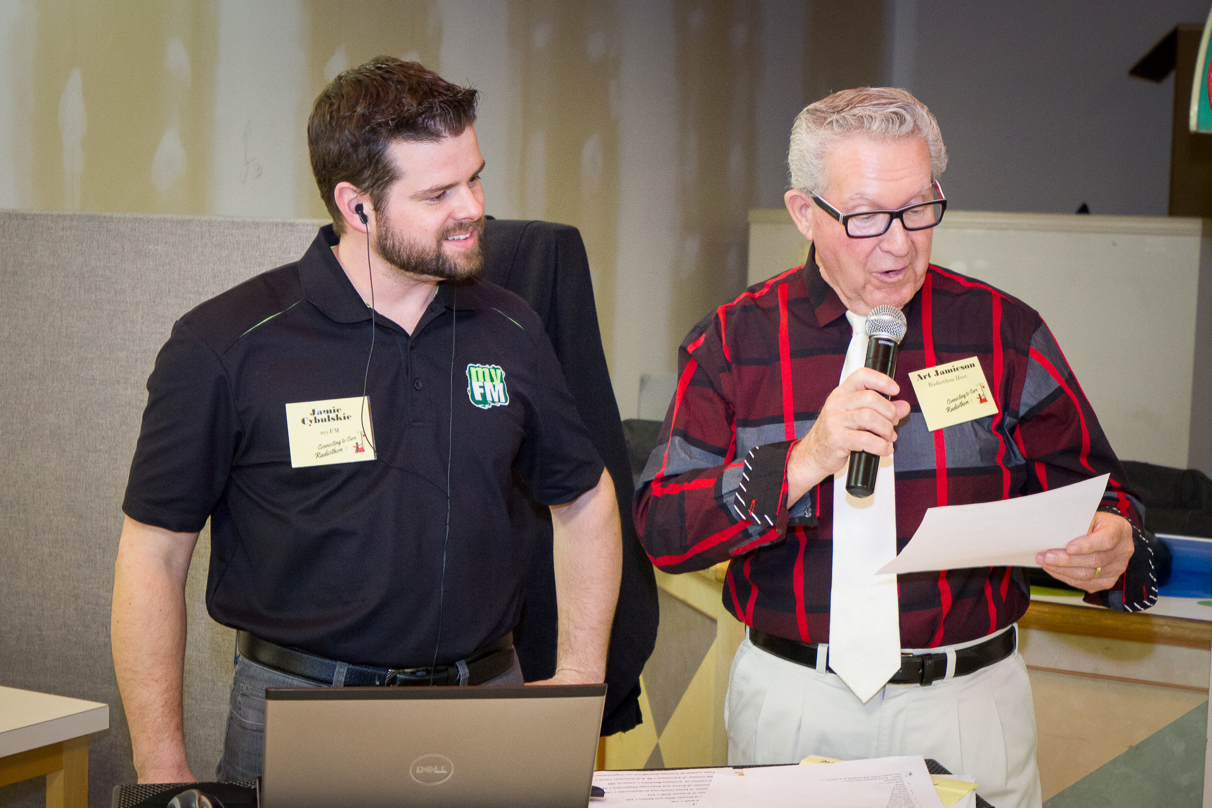 Read more about the article Radiothon raises more than $40,000