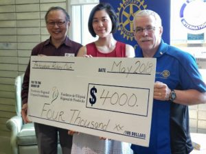 Read more about the article Petawawa Rotary Club Donates $4,000 to Renfrew County Healthcare