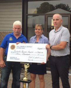 Read more about the article Cobden Civitan Club Golfs for Regional Health Care