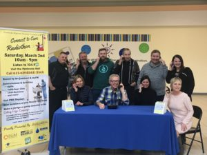 Read more about the article Help make the phone lines ring during this year's Connect to Care Radiothon!