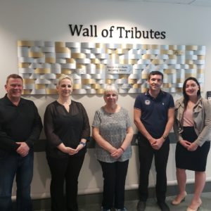 Read more about the article In Loving Memory – Tribute Wall Unveiled at PRH