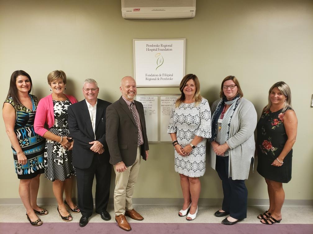 Pembroke Regional Hospital Foundation Board of Directors