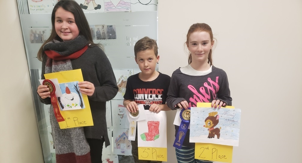 Read more about the article Christmas Cards by Local Children Support Community Health Care