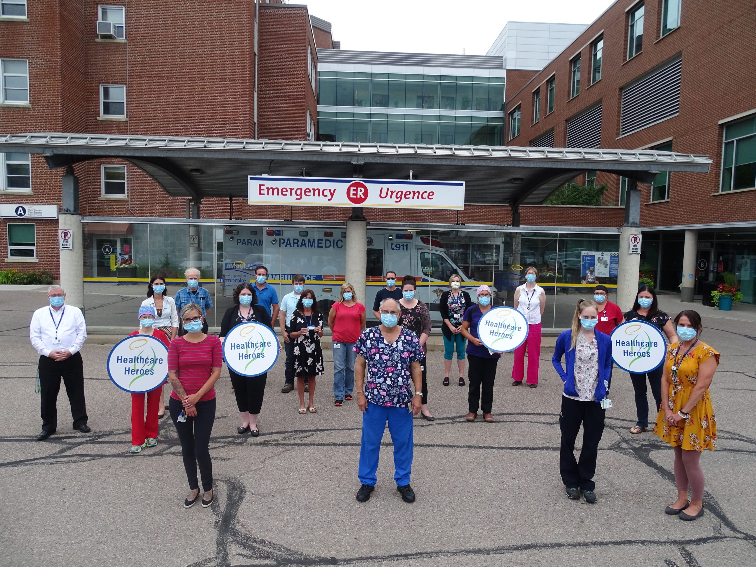Read more about the article Honouring our Health Care Heroes