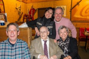 Read more about the article WW2 Veteran, Harold Irving Turns 100 and Donates $25,000 to the Pembroke Regional Hospital Foundation!
