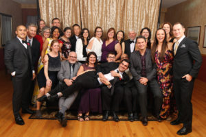 Read more about the article Black and White Gala Nets a Record $140,000