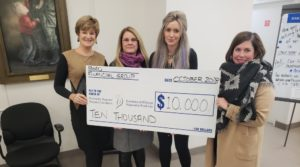 Read more about the article Pembroke Regional Hospital Foundation secures $10,000 contribution to Hospital Gala from BMO Financial Group