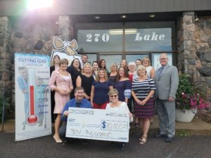 Read more about the article EGM gifts $10,000 towards SOLD OUT Black and White Gala
